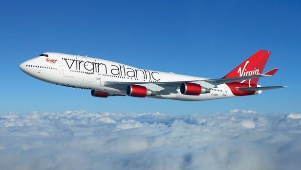 维珍大西洋将钢厂碳废气炼制的燃油用于商业航班