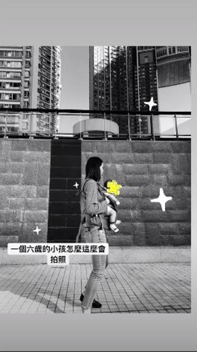 余文乐出游进医院 王棠云带儿子留港散步合影