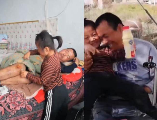 直播瘫痪父亲是在贩卖同情心?