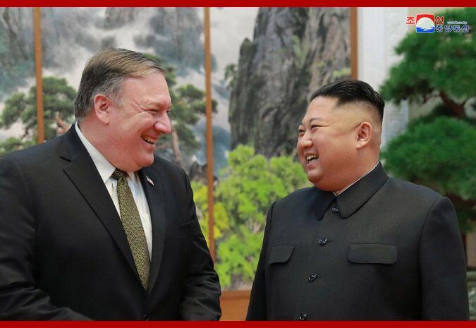 金正恩:相信即将能拿出第二次朝美峰会的好计划