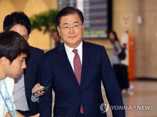韩国国安首长:预计第二次朝美首脑会谈将于近期举行