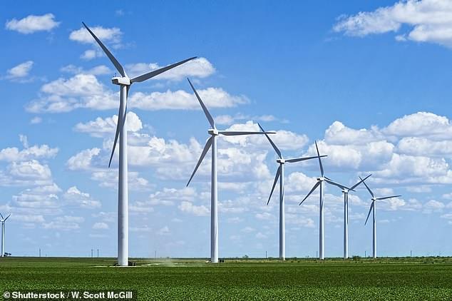 研究:风电厂可能加剧全球变暖 太阳能更环保