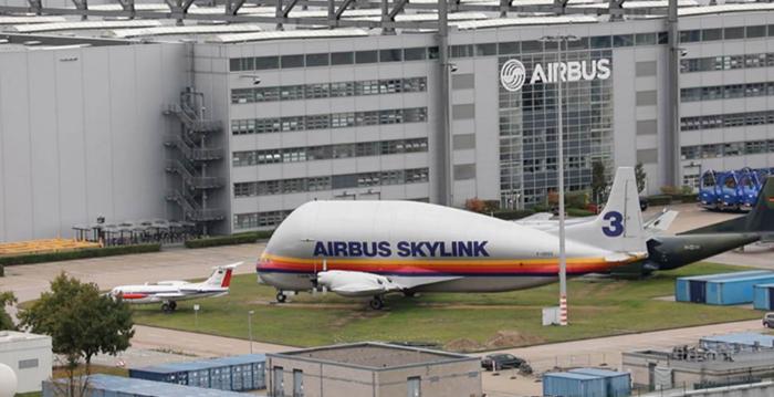 空客:中国航空市场潜力巨大 2038年达万亿美元