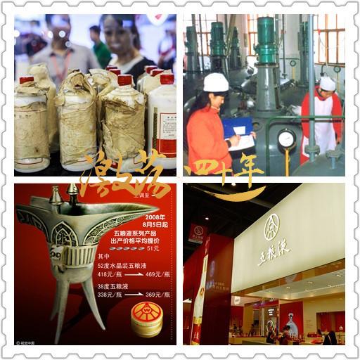 激荡四十年 · 中国白酒工业变迁