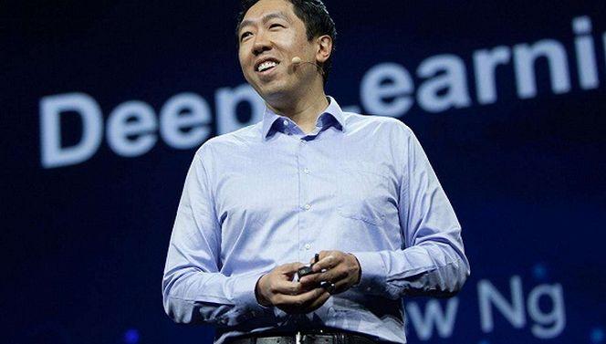 """吴恩达:AI影响力强过手机 """"新一代工人""""是工程师"""