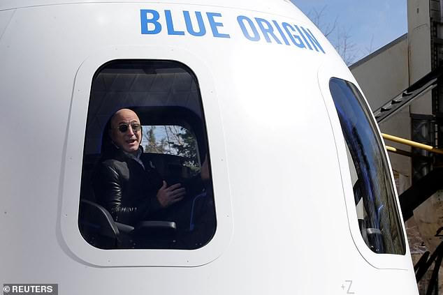 蓝色起源拟打造可重复利用火箭 降低太空探索成本