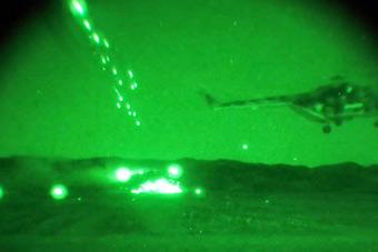 夜视模式!俄罗斯领衔6国在哈萨克斯坦联合军演