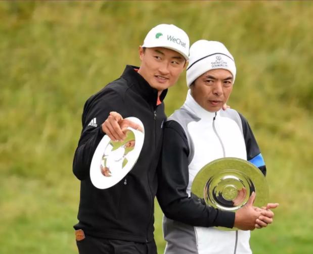 微信张小龙携手中国高尔夫一哥李昊桐夺得欧巡赛冠军
