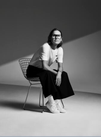 LOUISE TROTTER被LACOSTE任命为CREATIVE DIRECTOR
