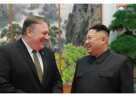 """美国务卿接受安倍请求向朝方提""""绑架日本人""""问题 金正恩无回应"""