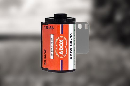 ADOX推出新款黑白胶片HR-50