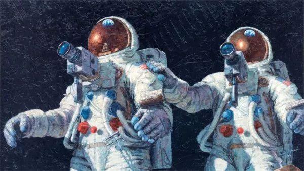 下一位花天价去月球旅行的巨富收藏家是谁?