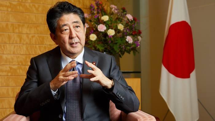 安倍晋三说反对驻韩美军撤走:美国也根本没想撤