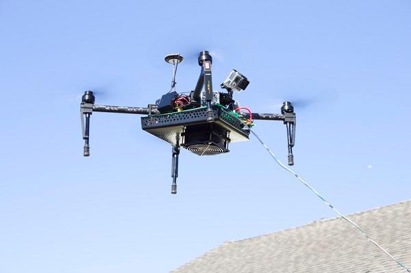 美参议院通过法案 允许政府摧毁个体无人机