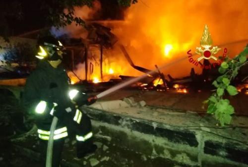 意大利普拉托华人企业遭遇重大火灾 警方介入调查