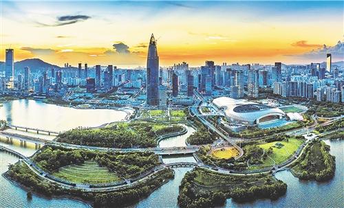 """深圳:创新铸就""""奇迹之城"""""""
