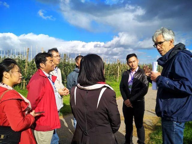 云种养与荷兰瓦大深度合作,助推中国农企转型升级