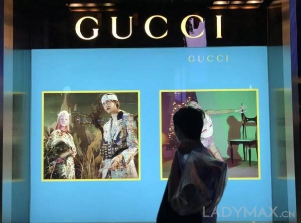 2018全球最佳品牌榜,Gucci成价值增幅最大的奢侈品牌