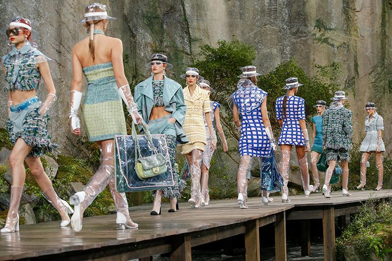 巴黎时装周 这几大穿搭亮点你绝不能错过!