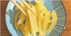 学习制作蜂蜜柚子茶