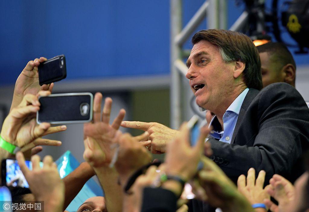 如果博尔索纳罗最终赢得大选,他能重振巴西的经济吗?