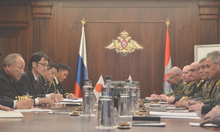 日媒:为加强对日关系 俄罗斯破例取消在南千岛群岛的军事演习