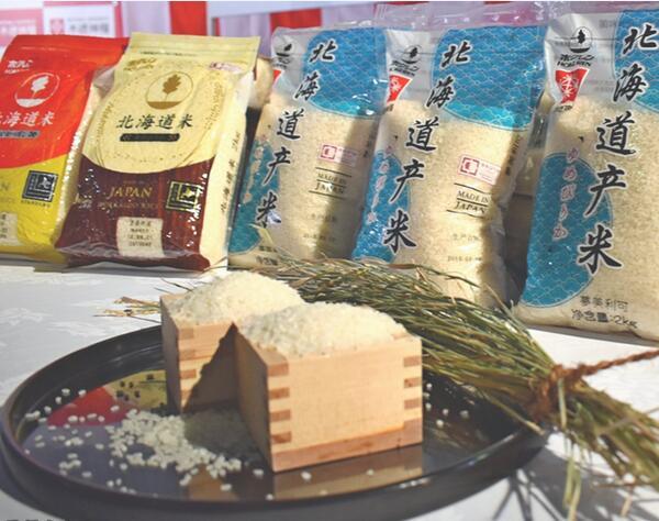 日本大米扩大对华出口 将瞄准中国富裕阶层销售