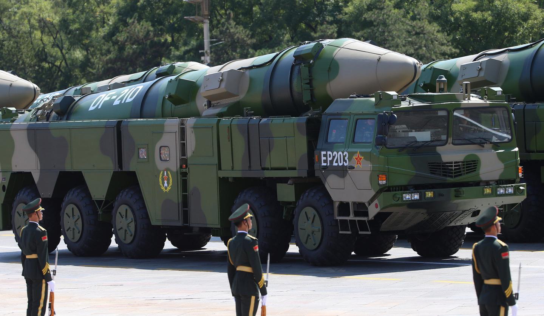 中国买S400是因东风21D易受打击?俄方宣传过了