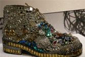 世界鞋履展览,这样的个性鞋子你见过么?