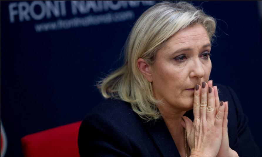 """女儿无端遭遇袭击 勒庞批法国治安""""积重难返"""""""