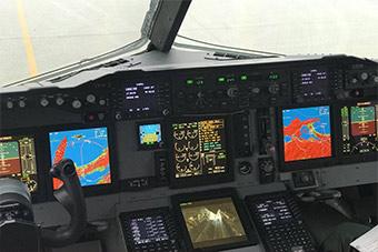 日本C-2运输机机舱内部细节罕见曝光