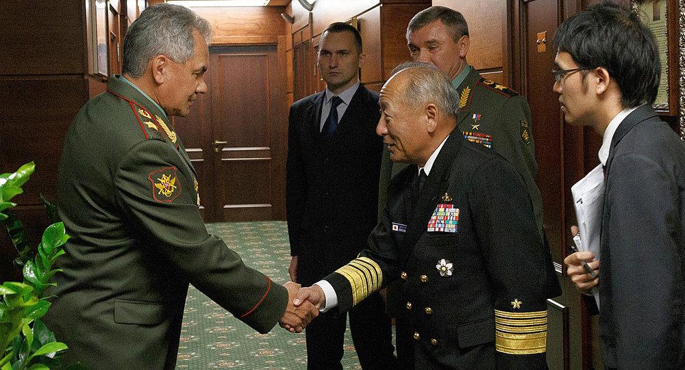 日本欲与俄开展军事合作 对俄东方演习表示称赞