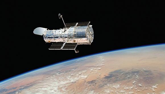 哈勃太空望远镜陀螺仪出现故障 已进入安全模式