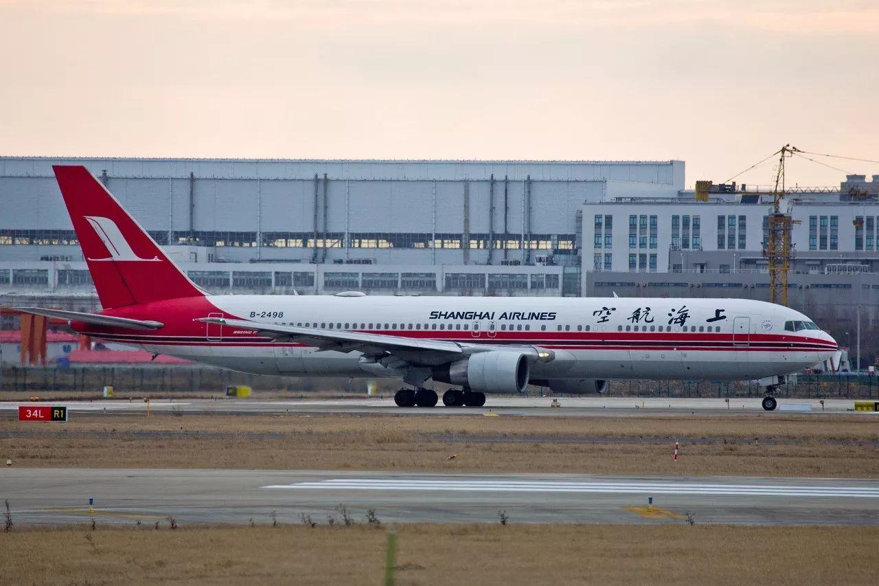 一个时代经典谢幕 中国最后一架波音767退出现役