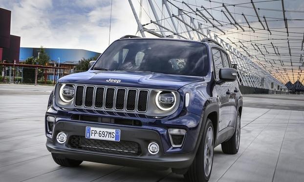 FCA证实推Jeep自由侠插电式混动版 2020年上市