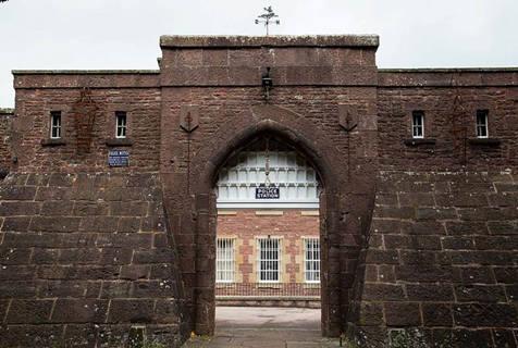 """英监狱改建""""犯罪""""博物馆 陈列臭名昭著的罪犯之物"""
