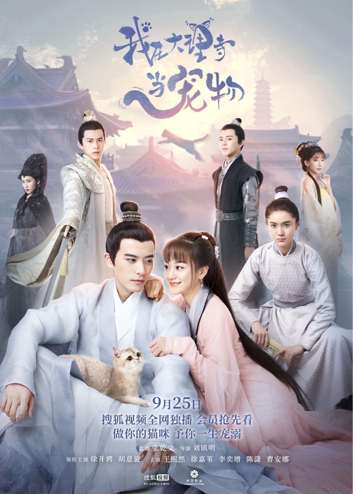 搜狐视频关于《我在大理寺当宠物》的维权声明