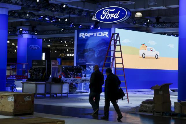 福特将开始全球裁员计划 推进公司结构重组