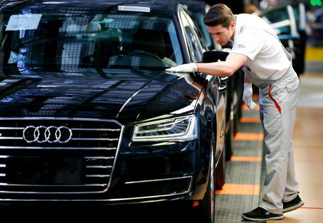 奥迪9月欧洲销量锐减56% 在华增长13%