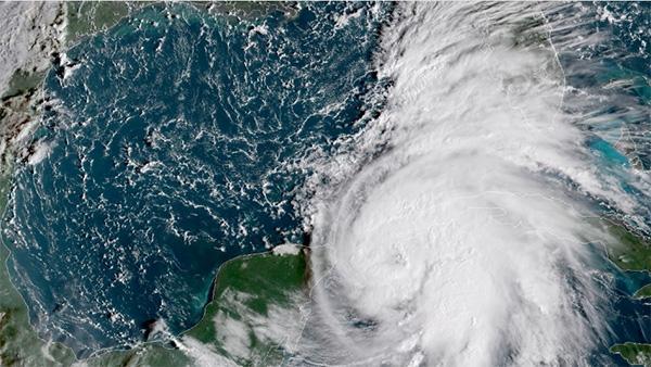 """朝鲜塌楼 飓风""""迈克尔""""即将登陆美国佛罗里达狭长地带,系十年来最强"""