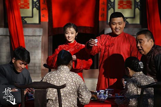邵芸《娘道》为母复仇设毒计 复杂角色考验演技
