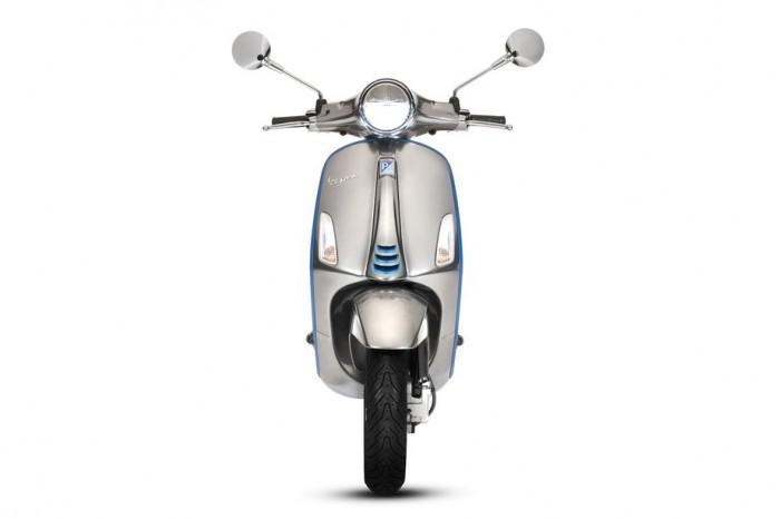 首款全电动Vespa即将在欧洲上市:起步价5万元