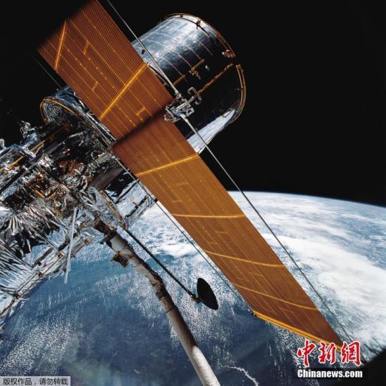 哈勃望远镜回转仪发生故障 已暂停运转进入安全模式