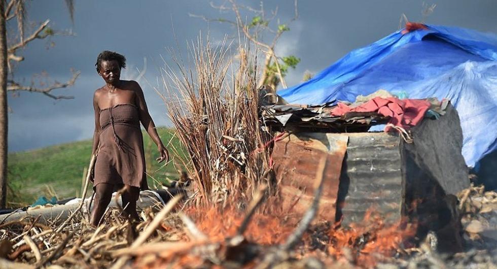 海地5.9级地震已致15死300多伤 7000房屋受损