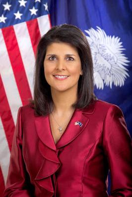 快讯!特朗普接受了美联合国大使妮基·黑莉的辞呈