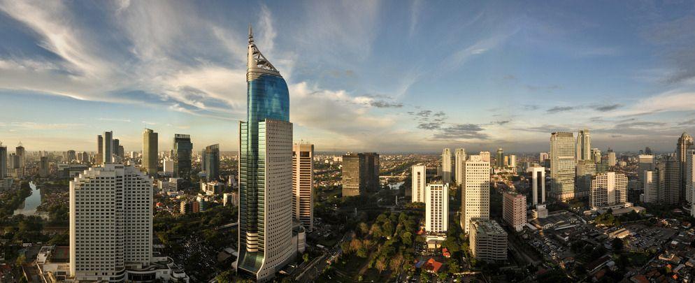 雅加达将成全球人口最多城市