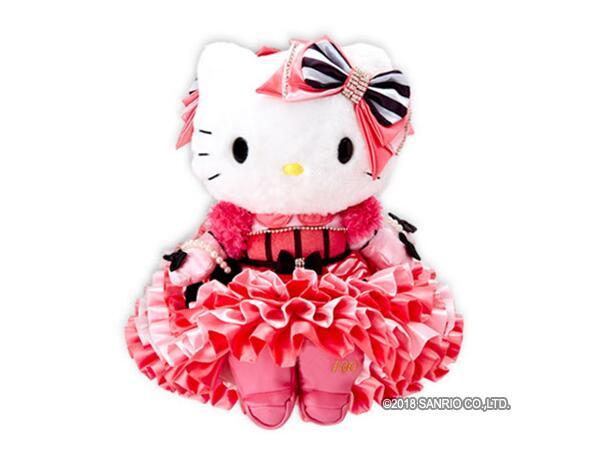 为Hello Kitty庆生!日本三丽鸥将发售限量玩偶