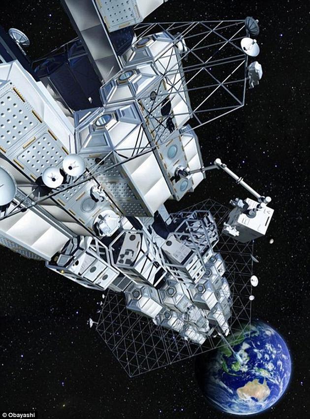 日本将测试微型太空电梯 未来太空旅行将一键直达