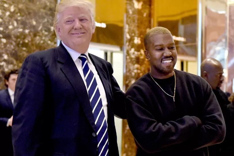 特朗普将在白宫与坎耶•维斯特会面讨论监狱改革