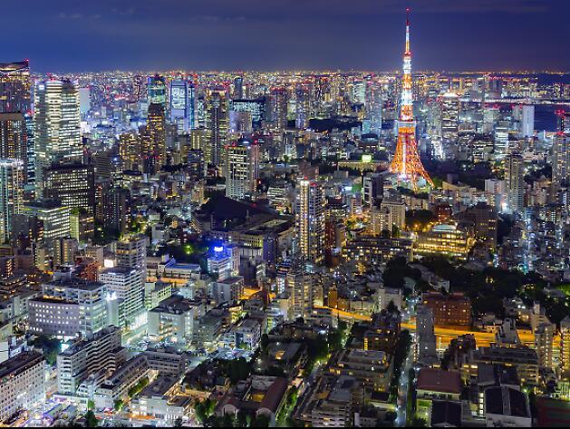 2018年世界魅力都市 东京连续3年第一